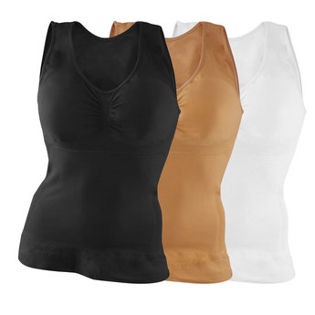 Figuurcorrigerend hemd voor dames