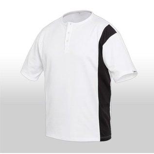 Brillux 3466 Maler-T-Shirt mit Knopfleiste
