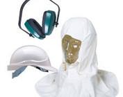 Kopf-, Sichtschutz, allgemeine Schutzausrüstung
