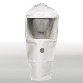 Brillux 1275 Kopfschutzhaube mit Sichtfenster*
