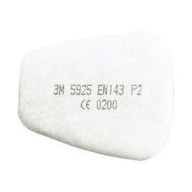 Brillux 1744 3M Partikel-Einlegefilter P2R*