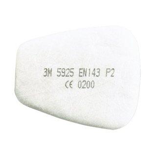 Brillux 1744 3M Partikel-Einlegefilter P2R (1 Stck. 14,10€)