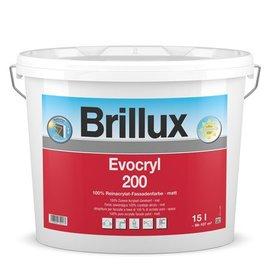 Brillux (Preisgr. suchen) Evocryl 200 TSR-Formel (1 L. 18,20€)