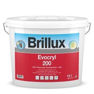 Farbton: ?  Preisgr.   suchen    >> hier <<  Evocryl 200 TSR-Formel*