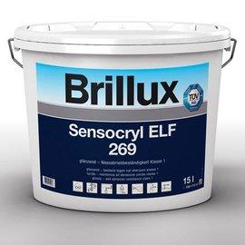 Brillux (Preisgr. suchen) Sensocryl ELF 269 glaenzend*