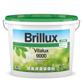 Brillux (Preisgr. suchen) Vitalux 9000  stumpfmatt Deckvermögen Klasse 1*