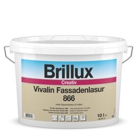 Brillux (Preisgr. suchen) Creativ Vivalin Fassadenlasur 866 *