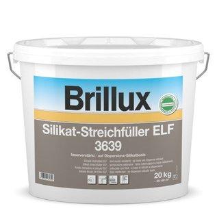 Farbton: ?  Preisgr.   suchen    >> hier <<  Silikat-Streichfüller ELF 3639