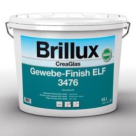 Brillux CreaGlas Gewebe-Finish ELF 3476  (1 L. 9,58€)
