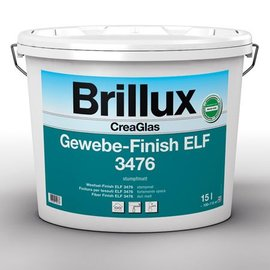 Brillux CreaGlas Gewebe-Finish ELF 3476 *