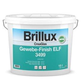 Brillux CreaGlas Gewebe-Finish ELF 3499  (1 L. 11,60€)