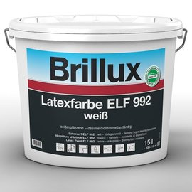 Brillux (Preisgr. suchen) Latexfarbe ELF 992*