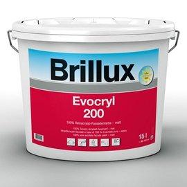 Farbton: ?  Preisgr.   suchen    >> hier <<  Brillux  Evocryl 200*