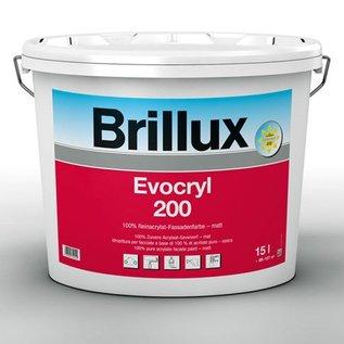 Farbton: ?  Preisgr.   suchen    >> hier <<  Brillux Fassadenfarbe Evocryl 200