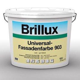 Farbton: ?  Preisgr.   suchen    >> hier <<  Brillux Universal-Fassadenfarbe 903*