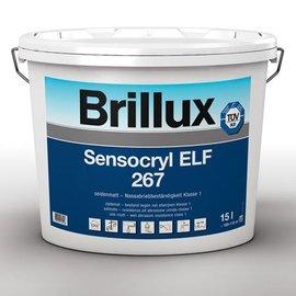 Brillux (Preisgr. suchen) Sensocryl ELF 267 seidenmatt*