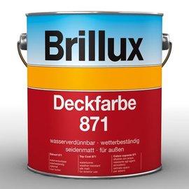 Farbton: ?  Preisgr.   suchen    >> hier <<  Brillux Deckfarbe 871*