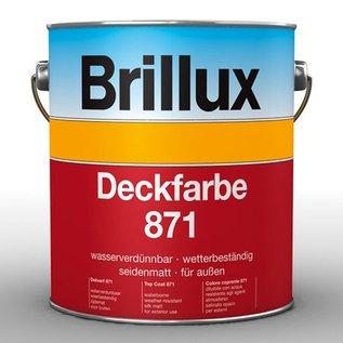 Farbton: ?  Preisgr.   suchen    >> hier <<  Brillux Deckfarbe 871