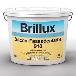 Brillux (Preisgr. suchen) Silicon-Fassadenfarbe 918 TSR-Formel*