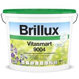 Brillux (Preisgr. suchen) Vitasmart 9004 stumpfmatt*