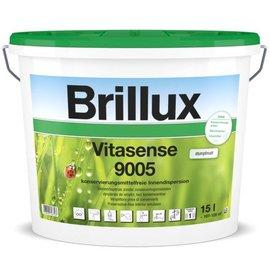 Brillux (Preisgr. suchen) Vitasense 9005  stumpfmatt *