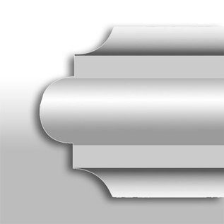 Brillux Polystyrol-Profil PS 2512