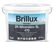 System Floortec 2K-Mineralico