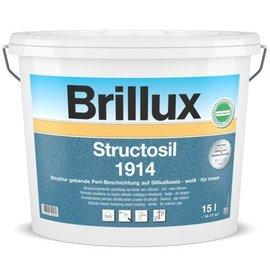 Brillux Brillux  Structosil 1914 Silikat-Innenfarbe