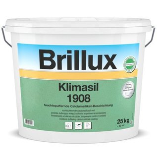 Preisgr.   suchen    >> hier <<  Brillux  Klimasil 1908  / 25 Kg