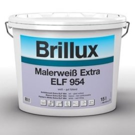Brillux Malerweiß Extra ELF 954*