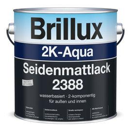 Preisgr.   suchen    >> hier <<  2K-Aqua Seidenmattlack 2388 einschl. Härter 2380*
