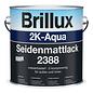 Brillux (Preisgr. suchen) 2K-Aqua Seidenmattlack 2388 einschl. Härter 2380