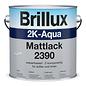 Brillux (Preisgr. suchen) 2K-Aqua Mattlack 2390 einschl. Härter 2380