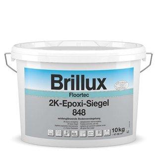 Brillux (Preisgr. suchen) Floortec 2K-Epoxi-Siegel 848  einschl. Härter