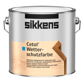 Sikkens Cetol Wetterschutzfarbe (Wasserbasierte),*