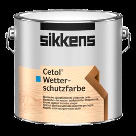 Sikkens Farben Sikkens Cetol Wetterschutzfarbe (Wasserbasierte),
