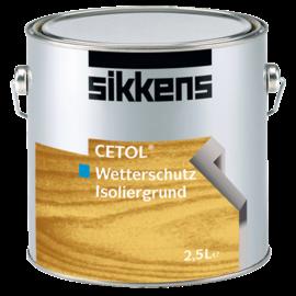 Sikkens Farben Sikkens Cetol Wetterschutzf. Isoliergrund (Wasserbasierte)