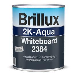 Farbton: ?  Preisgr.   suchen    >> hier <<  Brillux 2K-Aqua Whiteboard 2384 einschl Härter*