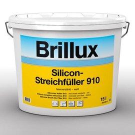 Farbton: ?  Preisgr.   suchen    >> hier <<  Brillux Silicon Streichfueller 910*