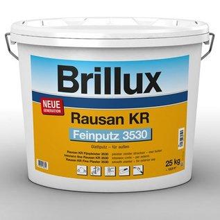 Farbton: ?  Preisgr.   suchen    >> hier <<  Brillux Rausan KR Feinputz 3530