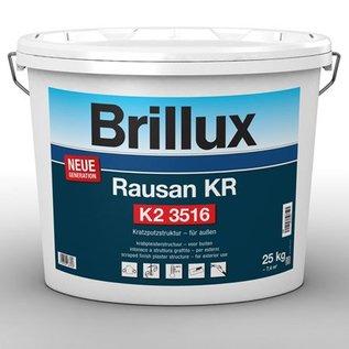 Farbton: ?  Preisgr.   suchen    >> hier <<  Brillux Rausan KR K2 3516
