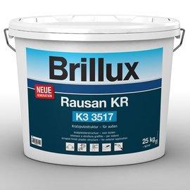 Farbton: ?  Preisgr.   suchen    >> hier <<  Brillux Rausan KR K3 3517*