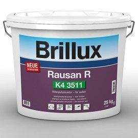 Farbton: ?  Preisgr.   suchen    >> hier <<  Brillux Rausan R K4 3511*