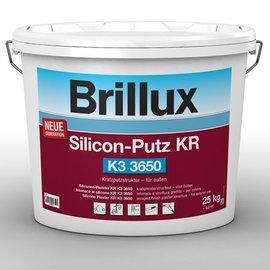 Brillux (Preisgr. suchen) Silicon-Putz KR K3 3650
