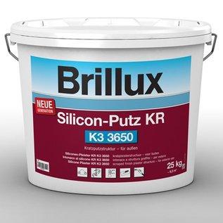 Farbton: ?  Preisgr.   suchen    >> hier <<  Silicon-Putz KR K3 3650
