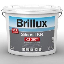 Brillux (Preisgr. suchen) Silcosil KR K2 3674*