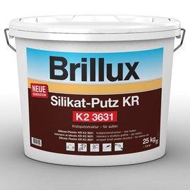 Farbton: ?  Preisgr.   suchen    >> hier <<  Silikat-Putz KR K2 3631*