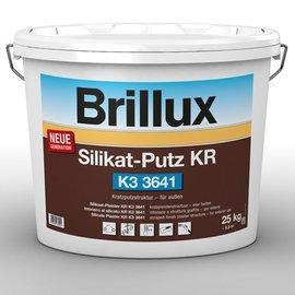 Farbton: ?  Preisgr.   suchen    >> hier <<  Silikat-Putz KR K3 3641*