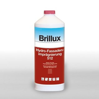 Brillux Hydro Fassadenimprägnierung 512
