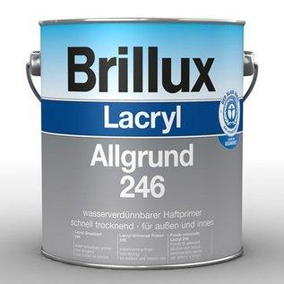 Farbton: ?  Preisgr.   suchen    >> hier <<  Brillux Lacryl Allgrund 246